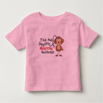 This Kid Supports Melanoma Awareness Toddler T-shirt