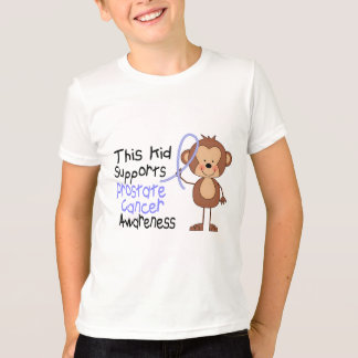 This Kid Supports Prostate Cancer Awareness T-Shirt