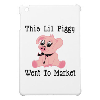 This Lil Piggy iPad Mini Covers