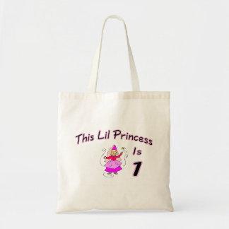 This Lil Princess Is 1 Tote Bag