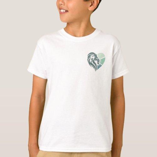 This Lionheart T_Shirt Kids