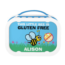 This Little Bee is Gluten Free Lunch Box
