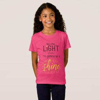 This Little Light of Mine Kids Shirt