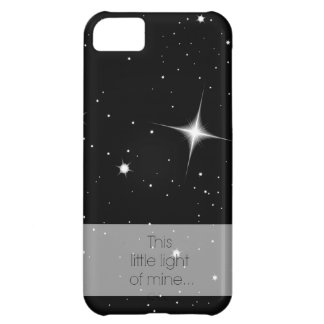 This Little Light of Mine Phone Cover iPhone 5C Covers