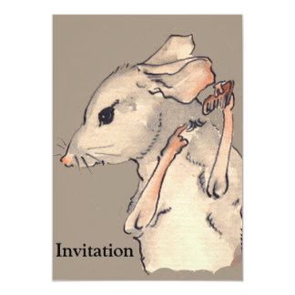 This Little Mouse Card