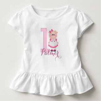 """This Little Piggy"" Birthday Shirt"
