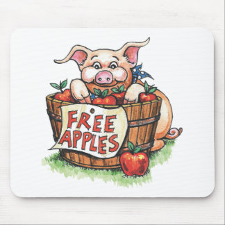 This Little Piggy Mouse Pad