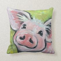 This Little Piggy Pillow