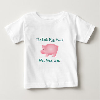 This Little Piggy Shirt