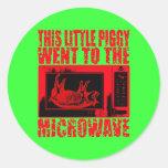This Little PIGGY Sticker