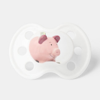 this little piggy went to the bank baby pacifiers