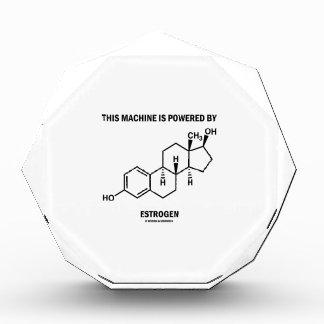 This Machine Is Powered By Estrogen (Molecule) Awards