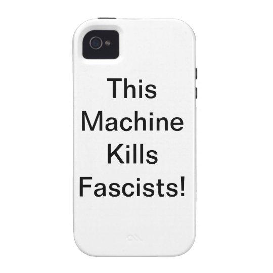 This Machine Kills Fascists Case