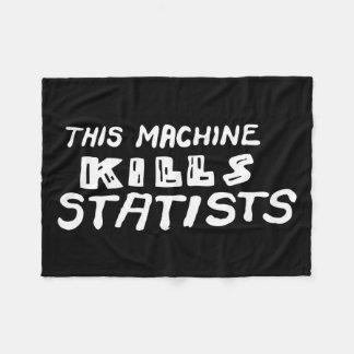 This Machine Kills Fascists Fleece Blanket
