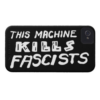 This Machine Kills Fascists iPhone Cases