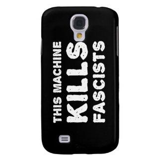 This Machine Kills Fascists Samsung Galaxy S4 Case