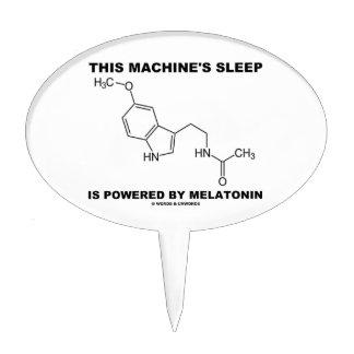 This Machine's Sleep Is Powered By Melatonin Cake Toppers