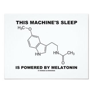 This Machine's Sleep Is Powered By Melatonin Card