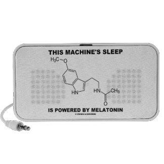 This Machine's Sleep Is Powered By Melatonin Speaker