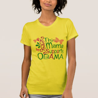 THIS MAMA SUPPORTS - Customized Tshirts