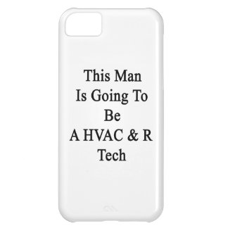 This Man Is Going To Be A HVAC & R Tech iPhone 5C Case