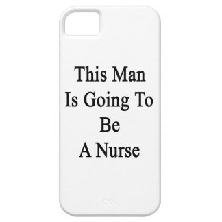 This Man Is Going To Be A Nurse iPhone 5 Covers