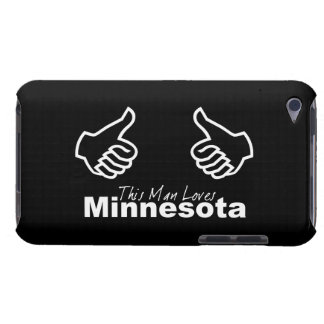 This Man Loves MN iPod Touch Cover