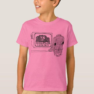 This mindless blather isedited for TV T-Shirt