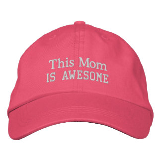 This Mom Is Awesome Mothers Day Hat