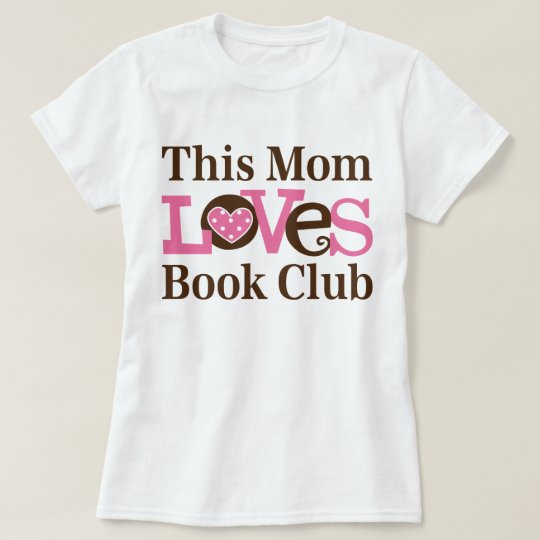 This Mom Love Book Club T-Shirt