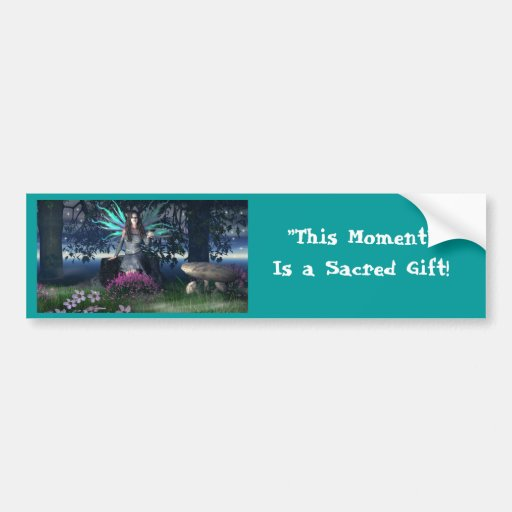 This Moment Bumper Sticker