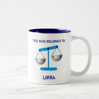 This mug belongs to Libra