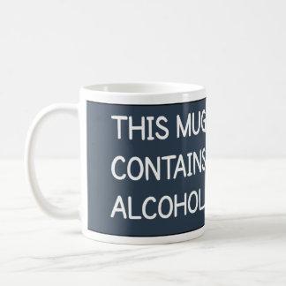 This Mug Contains Alcohol Mug