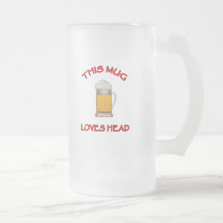This Mug Loves Head
