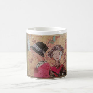 This Mug represents the women that paved the way !