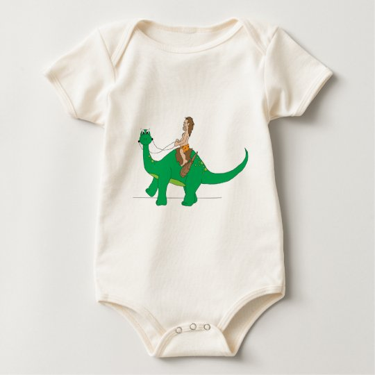 This never happened baby bodysuit