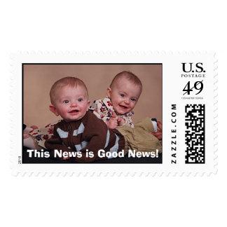 This News is Good News!, ... Postage