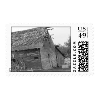 This Old Barn Postage