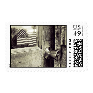 """""""This Old Flag"""" Postage Stamps"""