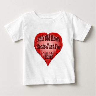 This Old Heart for Obama Tee Shirt