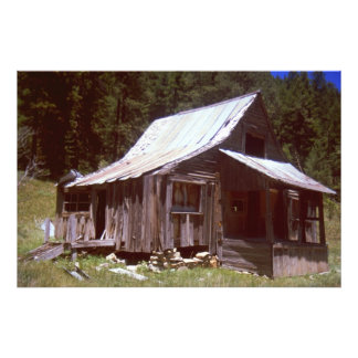 This Old House Photo Print