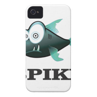 this one is spike iPhone 4 Case-Mate case