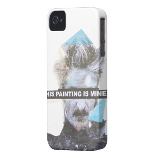this painting is mine iPhone 4 Case-Mate cases