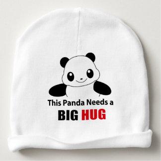 This panda need a big hug baby beanie