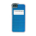 This Phone Belongs to Abstract Art iPhone 5 Case