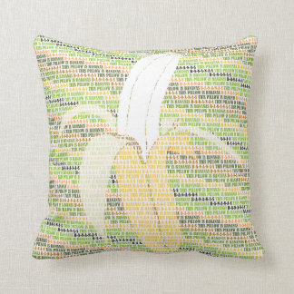 This Pillow is Bananas