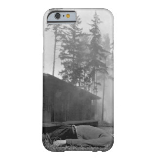 This Polish Jew was shot in cold_War image Barely There iPhone 6 Case