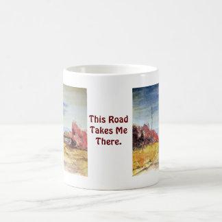 This Road Takes Me There, Mug