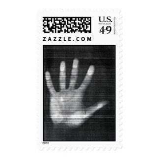 """This """"Scary Hand"""" will touch you in the Dark Postage"""