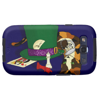This Side of the Looking Glass Samsung Galaxy Case Galaxy S3 Cases